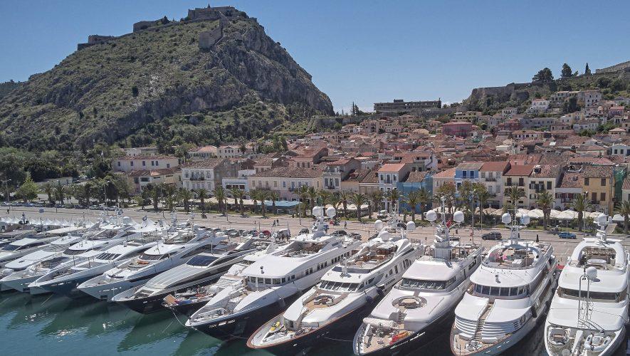 Aκύρωση του Mediterranean Yacht Show 2021
