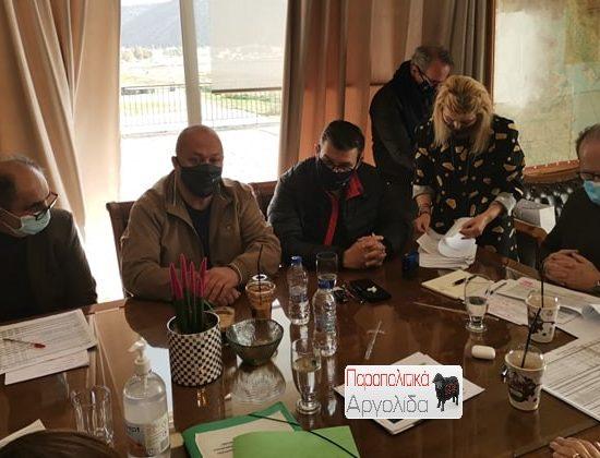 Προγραμματική μεταξύ της Π.Πελοποννήσου και της ΔΕΥΑΡΜ για τον αγωγό του βιολογικού