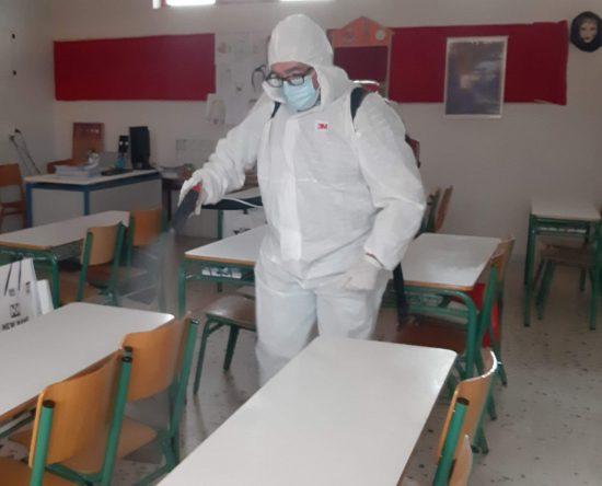 Κλείνουν σχολεία και τμήματα σε Τολό, Άγιο Ανδριανό,Ίρια,Ναύπλιο, λόγω κορονοϊού