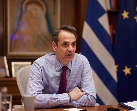 Κ. Μητσοτάκης-FT: Η κατάσταση θα βελτιωθεί σημαντικά εντός του μήνα